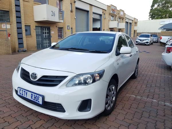 2016 Toyota Corolla 1.6 Esteem Gauteng Germiston_0