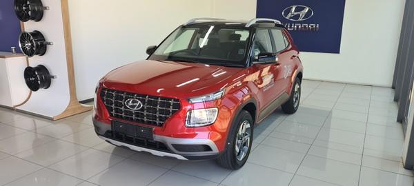 2021 Hyundai Venue 1.0 TGDI Fluid DCT Kwazulu Natal Pinetown_0