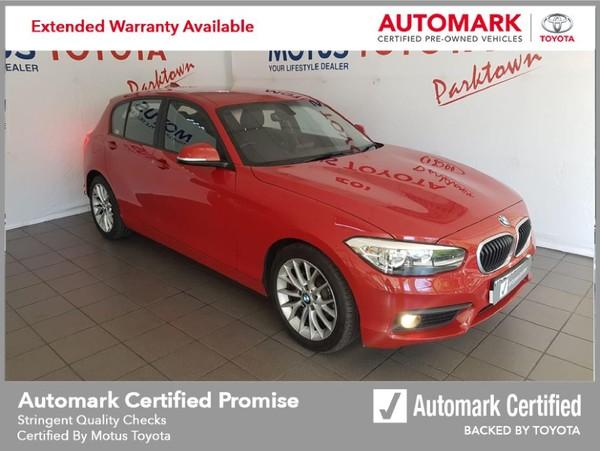 2017 BMW 1 Series 118i 5-dr Auto Gauteng Johannesburg_0