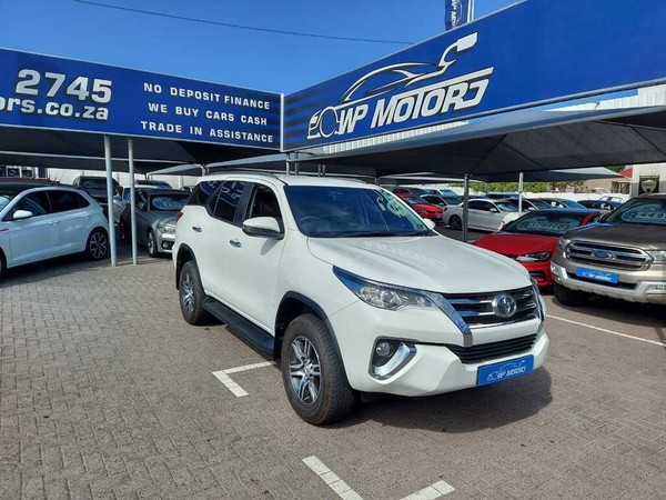 2018 Toyota Fortuner 2.4GD-6 RB Western Cape Bellville_0