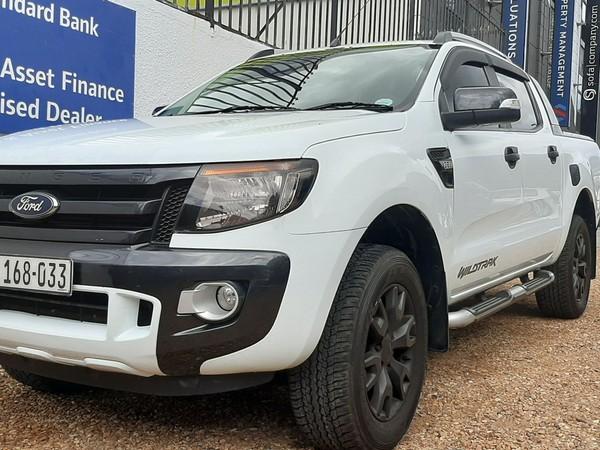 2014 Ford Ranger 3.2TDCi Wildtrak Auto Double cab bakkie Western Cape Cape Town_0
