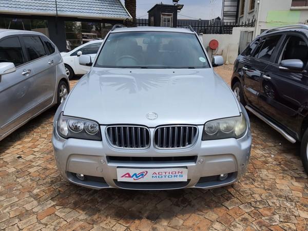2007 BMW X3 Xdrive30d At  Gauteng Lenasia_0
