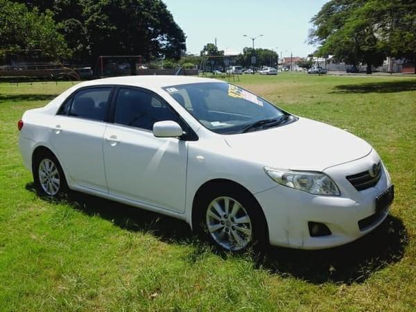 2008 Toyota Corolla 1.6 Professional  Kwazulu Natal Durban_0