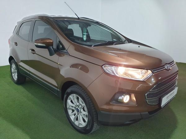 2016 Ford EcoSport 1.5TDCi Titanium Gauteng Alberton_0
