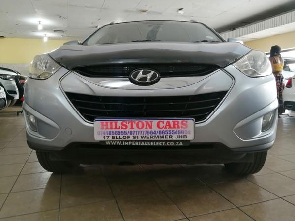 2012 Hyundai iX35 2.0 Executive Gauteng Johannesburg_0