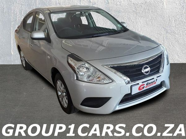 2021 Nissan Almera 1.5 Acenta Western Cape Kuils River_0
