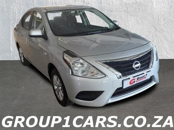 2021 Nissan Almera 1.5 Acenta Western Cape Kuils River_0