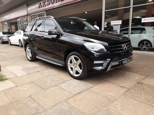 2015 Mercedes-Benz M-Class Ml 350 Bluetec Auto Kwazulu Natal Pietermaritzburg_0