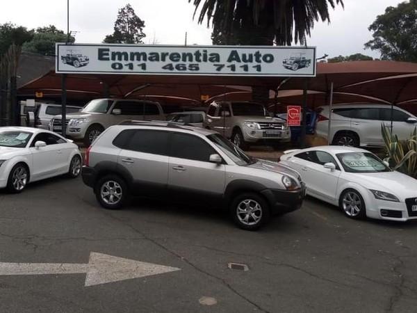 2010 Hyundai Tucson 2.0 Gls  Gauteng Emmarentia_0