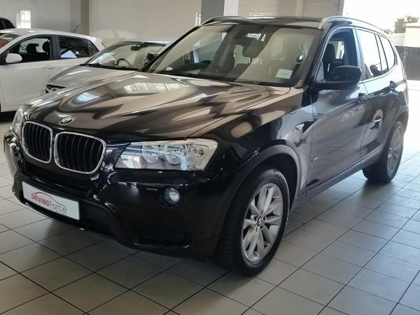 2013 BMW X3 Xdrive20d At  Western Cape Wynberg_0