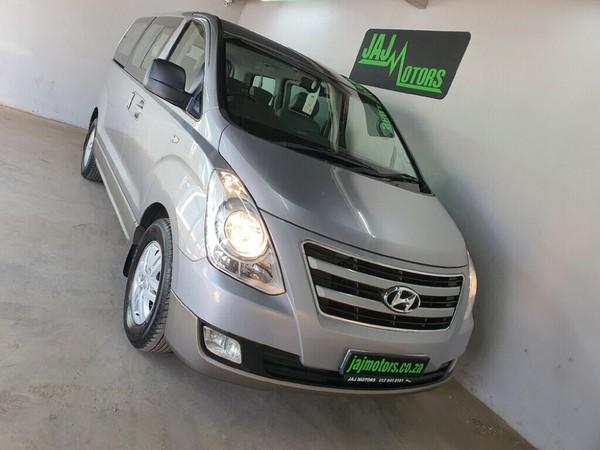 2017 Hyundai H1 2.5 CRDI Wagon Auto Gauteng Pretoria_0