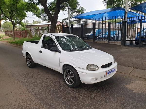 2002 Opel Corsa Utility 1.7d Pu Sc  Gauteng Pretoria West_0