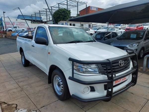 2015 Toyota Hilux 2.0 Vvti Pu Sc  Kwazulu Natal Durban_0