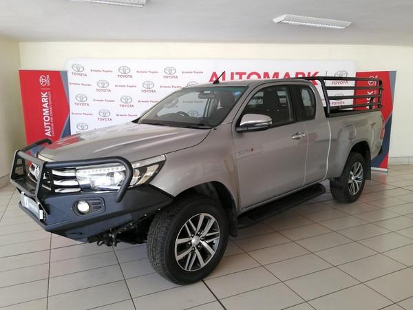 2018 Toyota Hilux 2.8 GD-6 RB Raider 4x4 Extra Cab Bakkie Auto Mpumalanga Ermelo_0