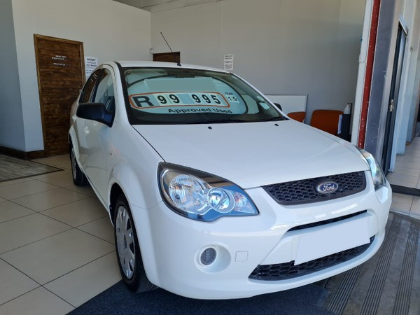 2015 Ford Ikon 1.6 Ambiente  Western Cape Goodwood_0