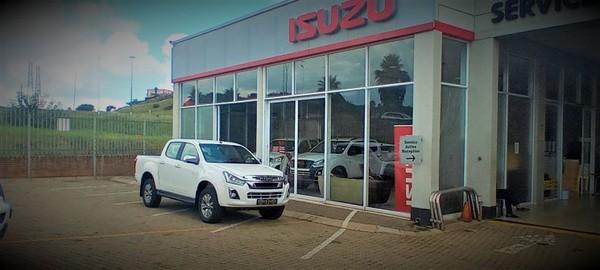 2021 Isuzu D-MAX 300 LX Auto Double Cab Bakkie Gauteng Alberton_0