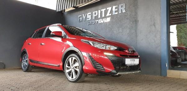 2019 Toyota Yaris 1.5 Cross 5-Door Gauteng Pretoria_0