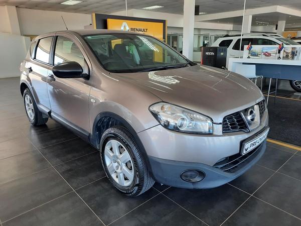 2011 Nissan Qashqai 1.6 Visia  Western Cape Vredenburg_0