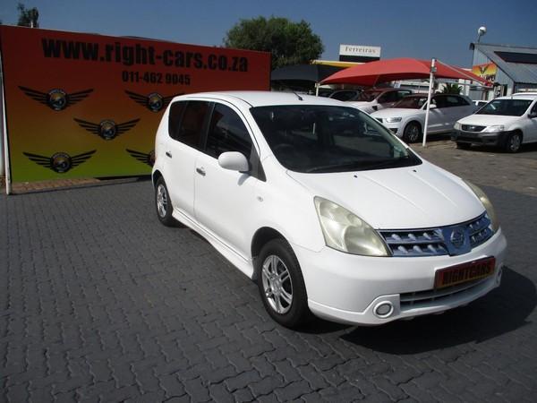 2010 Nissan Livina 1.6 Acenta  Gauteng North Riding_0