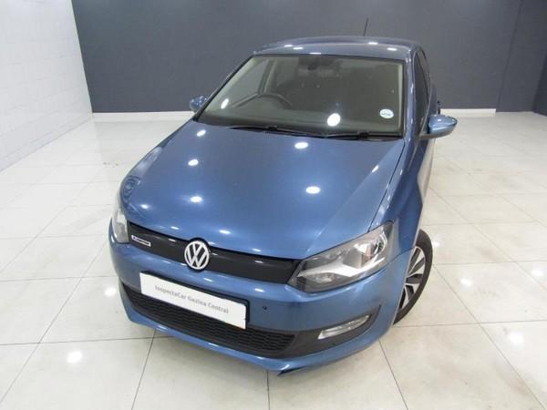 2016 Volkswagen Polo GP 1.0 TSI Bluemotion Gauteng Pretoria_0