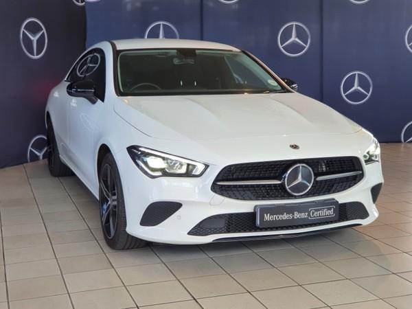 2020 Mercedes-Benz CLA CLA200 Auto Gauteng Boksburg_0