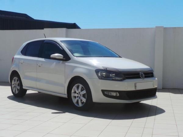 2013 Volkswagen Polo 1.2 Tdi Bluemotion 5dr  Kwazulu Natal Pinetown_0
