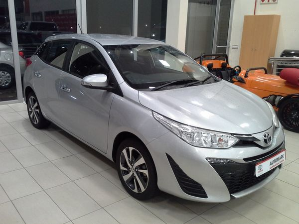 2018 Toyota Yaris 1.5 Xs 5-Door Western Cape George_0