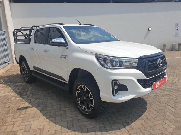 2019 Toyota Hilux 2.8 GD-6 Raider 4X4 Auto Double Cab Bakkie Gauteng Bronkhorstspruit_0
