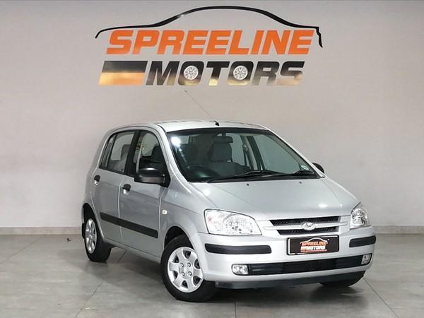 2004 Hyundai Getz 1.3 Ac  Western Cape Cape Town_0