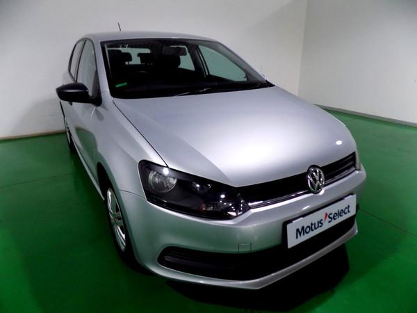 2017 Volkswagen Polo 1.2 TSI Trendline 66KW Gauteng Pretoria_0
