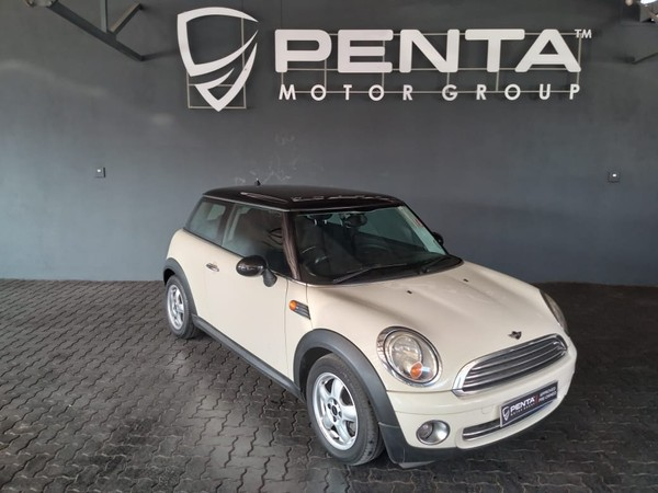 2010 MINI Hatch Cooper Limpopo Mokopane_0