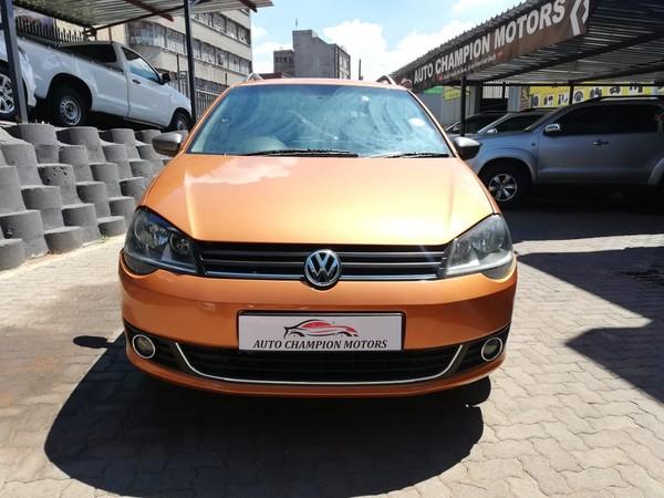 2016 Volkswagen Polo Vivo 1.6 MAXX Gauteng Johannesburg_0