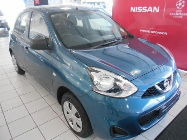 2019 Nissan Micra 1.2 Active Visia Western Cape Cape Town_0