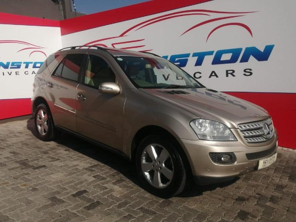 2007 Mercedes-Benz ML Ml 500 At  Gauteng Randburg_0