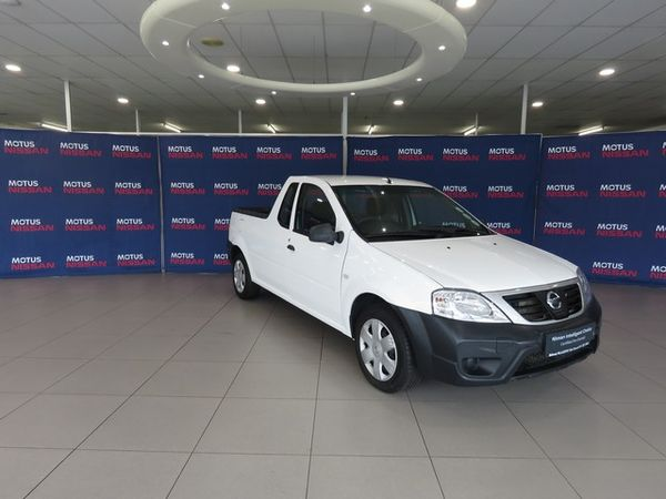 2016 Nissan NP200 1.6  Pu Sc  Western Cape Parow_0