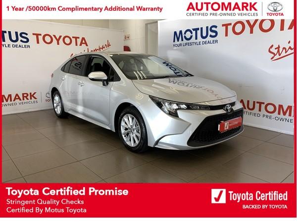 2021 Toyota Corolla 1.8 XS CVT Gauteng Randburg_0