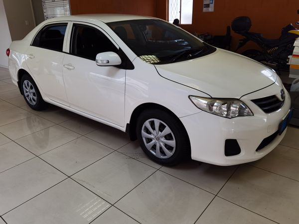 2013 Toyota Corolla 1.3 Professional  Eastern Cape East London_0
