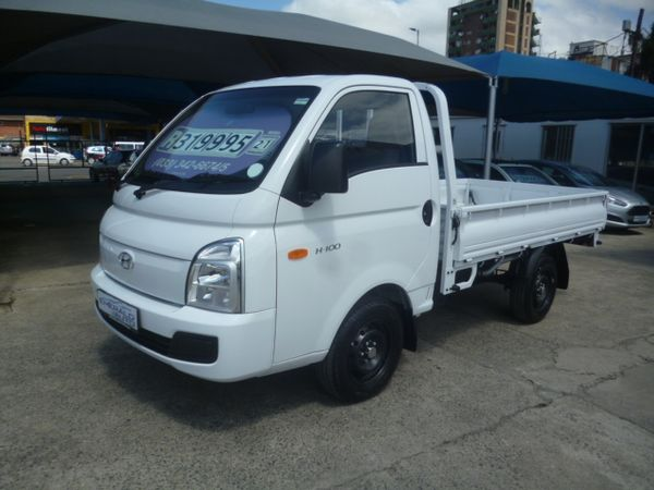 2021 Hyundai H100 Bakkie 2.6d Fc Ds  Kwazulu Natal Pietermaritzburg_0