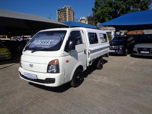 2014 Hyundai H100 Bakkie 2.6d Fc Ds  Kwazulu Natal Pietermaritzburg_0