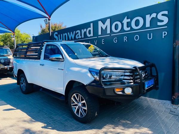 2018 Toyota Hilux 2.8 GD-6 Raider 4X4 Auto Single Cab Bakkie Gauteng Pretoria_0