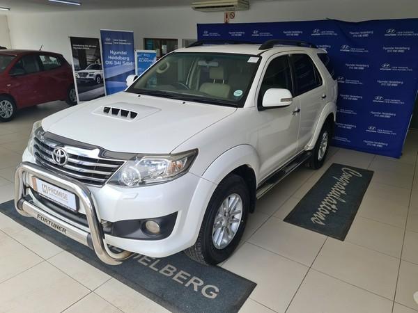 2012 Toyota Fortuner 3.0d-4d Rb At  Gauteng Nigel_0