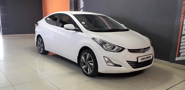 2016 Hyundai Elantra 1.6 Premium Kwazulu Natal Pietermaritzburg_0