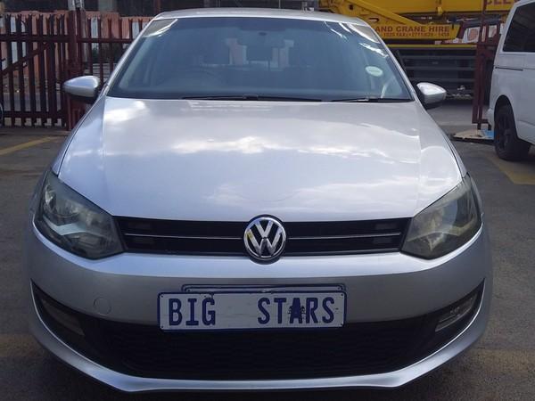 2010 Volkswagen Polo 1.4 Trendline 5dr  Gauteng Johannesburg_0