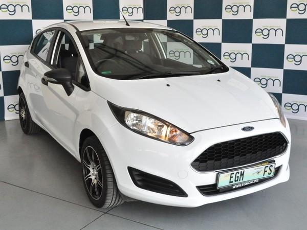 2017 Ford Fiesta 1.4 Ambiente 5-Door Free State Bloemfontein_0