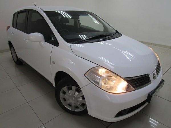 2011 Nissan Tiida 1.6 Visia  MT Hatch Gauteng Benoni_0