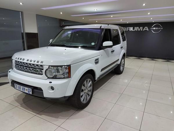 2014 Land Rover Discovery 4 3.0 Tdv6 Se  Gauteng Johannesburg_0