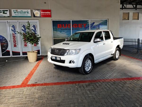 2014 Toyota Hilux 2.5 D-4d Vnt 106kw Rb Pu Dc  Mpumalanga Nelspruit_0