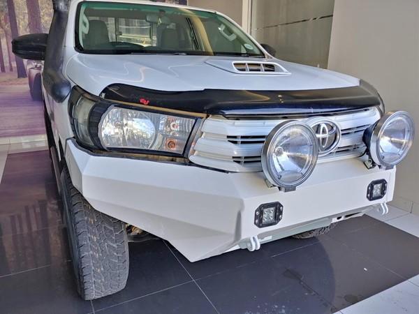 2016 Toyota Hilux 2.4 GD-6 RB SRX Single Cab Bakkie Gauteng Midrand_0