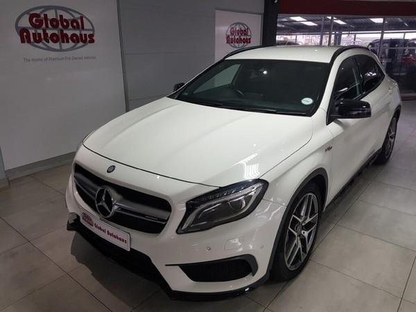 2015 Mercedes-Benz GLA 45 AMG Gauteng Roodepoort_0