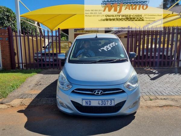 2016 Hyundai i10 1.25 Glide Gauteng Roodepoort_0